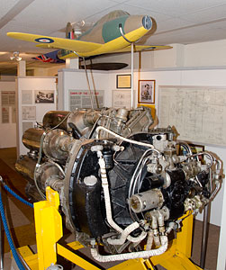Whittle W.2/700 engine